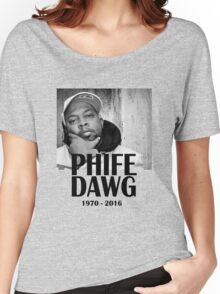 Phife Dawg - RIP Women's Relaxed Fit T-Shirt