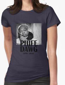 Phife Dawg - RIP Womens Fitted T-Shirt