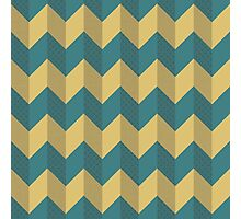 Chevrons Photographic Print