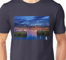The port of San Sebastian (Donostia) Unisex T-Shirt