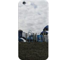 Hill of a Play Place iPhone Case/Skin