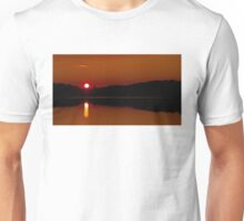 Algonquin Park - Brewer Lake Sunset Unisex T-Shirt