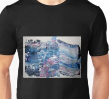 The best part of happiness lies is in the secret heart of a lover - Original Wall Modern Abstract Art Painting Unisex T-Shirt