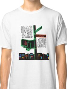 Beats Rhymes & Life - the travel of Classic T-Shirt