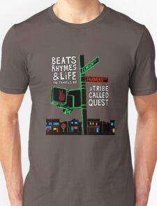 Beats Rhymes & Life - the travel of T-Shirt