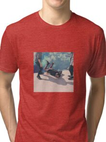 Hummingbird - Local Natives Tri-blend T-Shirt
