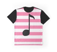 Musical Note Graphic T-Shirt