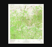USGS TOPO Map Puerto Rico PR Bayaney 362050 1970 20000 Unisex T-Shirt