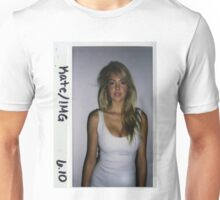 Kate Upton Polaroid Unisex T-Shirt