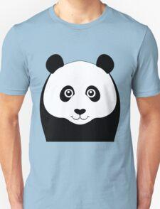 PANDA PORTRAIT Unisex T-Shirt