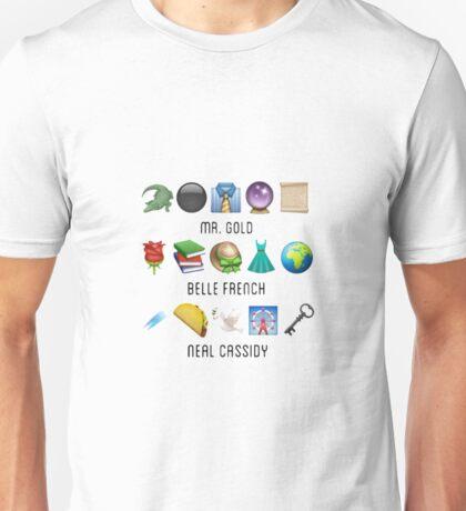 Gold Family Unisex T-Shirt