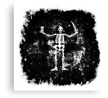 Black Sails - Captain Flint's Flag Canvas Print