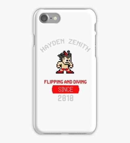 Hayden Zenith - ZBOY iPhone Case/Skin