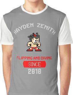 Hayden Zenith - ZBOY Graphic T-Shirt