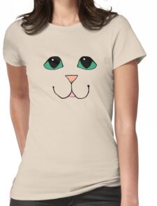 Here Kitty, Kitty ... # 1 Womens Fitted T-Shirt