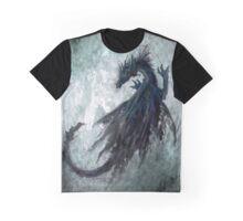 Shadow Dragon Graphic T-Shirt