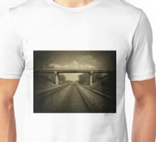 I am not a number..I am a free man and my blood is my own now..don't care where the past was Unisex T-Shirt