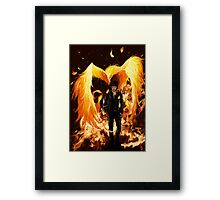 OperationFireBird~Hook Framed Print