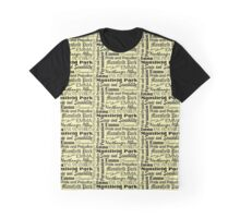 Danita's Favorite Books ~ Lemon Graphic T-Shirt