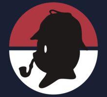 Pikachu Holmes Profile Baby Tee