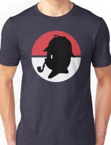 Pikachu Holmes Profile Unisex T-Shirt