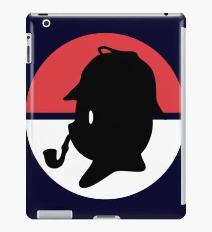 Pikachu Holmes Profile iPad Case/Skin