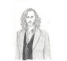 Sirius Black Photographic Print