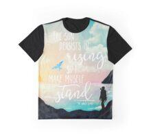 THG - I Make Myself Stand Graphic T-Shirt