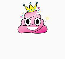 Princess Poop Emoji Unisex T-Shirt