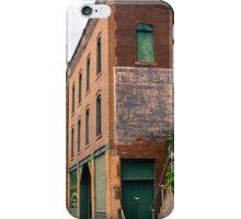 Side Door To History iPhone Case/Skin