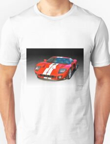 2011 Ford GT Production Unisex T-Shirt