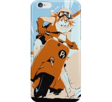 FLCL -  Haruko Haruhara iPhone Case/Skin