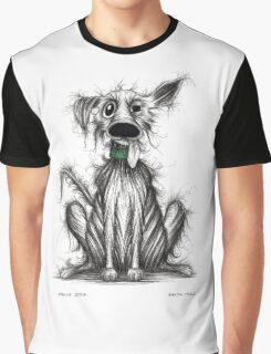 Smelly dog Graphic T-Shirt