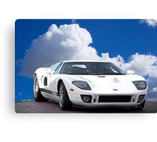 Ford GT V Canvas Print