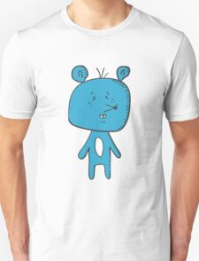 Cartoon blue mouse T-Shirt