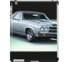 1971 Chevrolet El Camino SS iPad Case/Skin