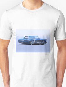 1965 Cadillac Custom Coupe DeVille Unisex T-Shirt