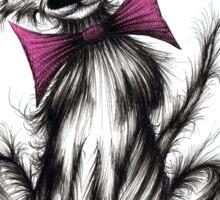 Spotty dog Sticker