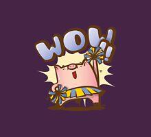 Piggy Briefly : Wow! Unisex T-Shirt