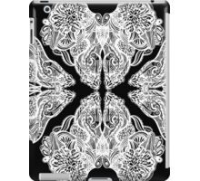 abstract ink pattern iPad Case/Skin