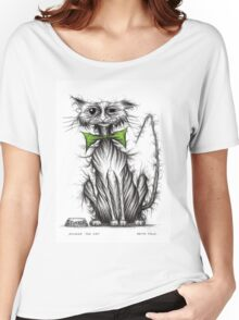 Stinker the cat Women's Relaxed Fit T-Shirt