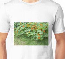 Nasturtium Patch Unisex T-Shirt