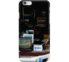 The Dying Art of Technology  iPhone Case/Skin