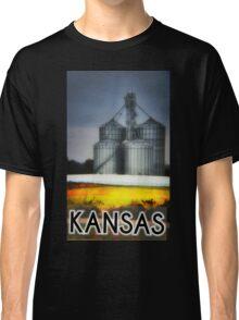 .Grain Of The Plains - Kansas Classic T-Shirt