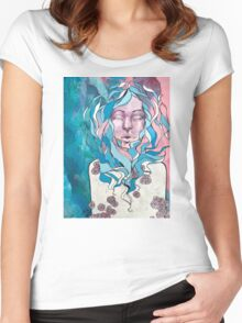 Sweet Dreams Women's Fitted Scoop T-Shirt