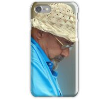 Hand Made Hat iPhone Case/Skin