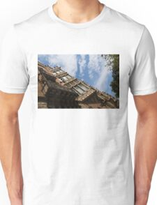 Barcelona's Marvelous Architecture - Avenue Diagonal Facade Unisex T-Shirt