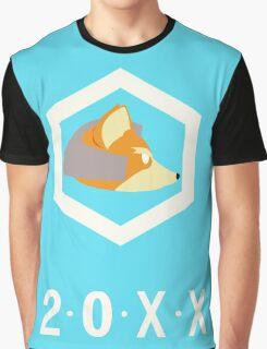 20XX Fox Graphic T-Shirt