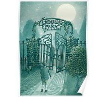 The Night Gardener - Grimloch Park Poster