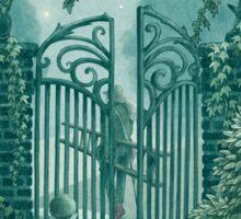 The Night Gardener - Grimloch Park Sticker